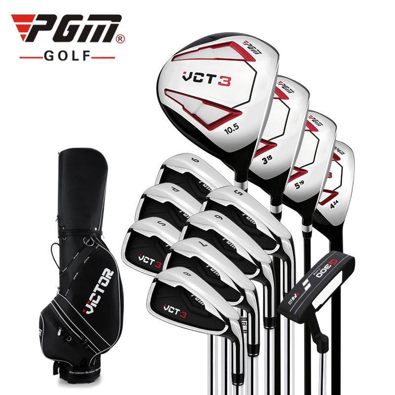 Bộ Gậy Golf Nam VICTOR III - PGM MTG031 VICTOR III Series Men Golf Club Set
