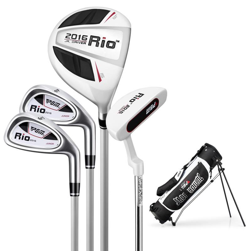[Hàng Auth - Chọn màu] Bộ Gậy Golf Trẻ Em - PGM Golf Children Clubs - JRTG004