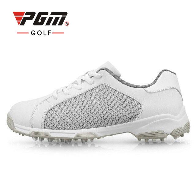 [Hàng Auth - Chọn màu] Giày Golf Nữ - PGM Women Air Permeable Golf Shoes -XZ091 giá rẻ