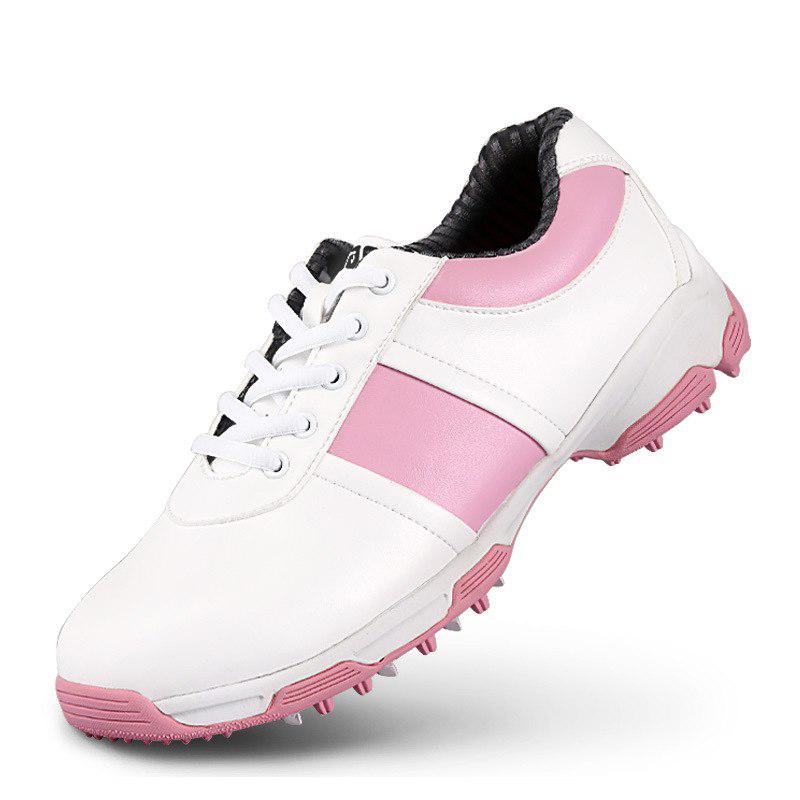 [FreeShip] [Hàng Auth - Chọn màu] Giày Golf Nữ - PGM Fiber Skin - XZ062 giá rẻ