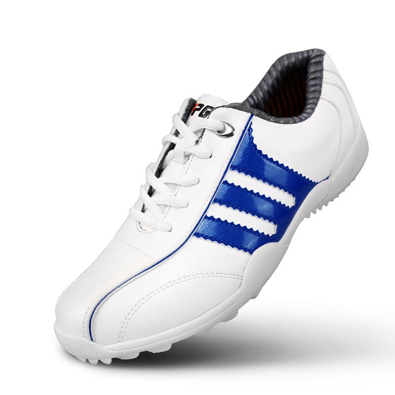[FreeShip] [Hàng Auth - Chọn màu] Giày Golf Nữ - PGM Three Stripes - XZ001 giá rẻ