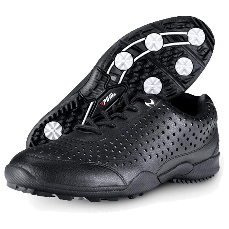 [Hàng Auth - Chọn màu] Giày Golf Nam - PGM Golf Laser Drilling - XZ017