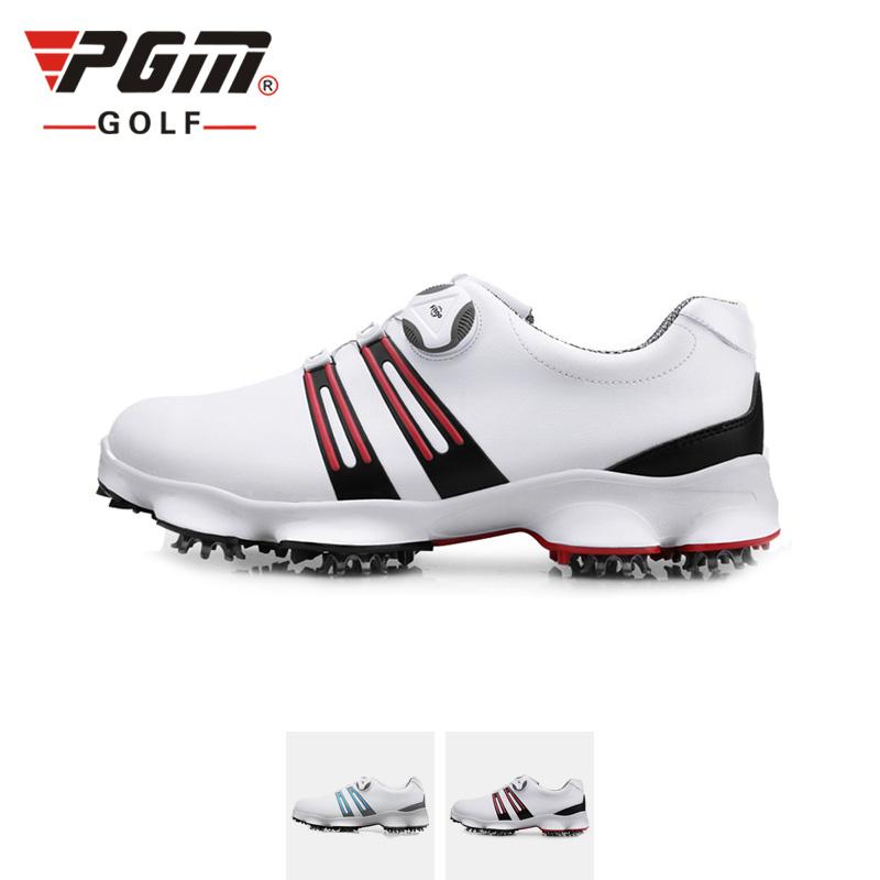 [Hàng Auth - Chọn màu] Giày Golf Nam - PGM XZ102 Men Microfibre Auto-Lacing Golf Shoes