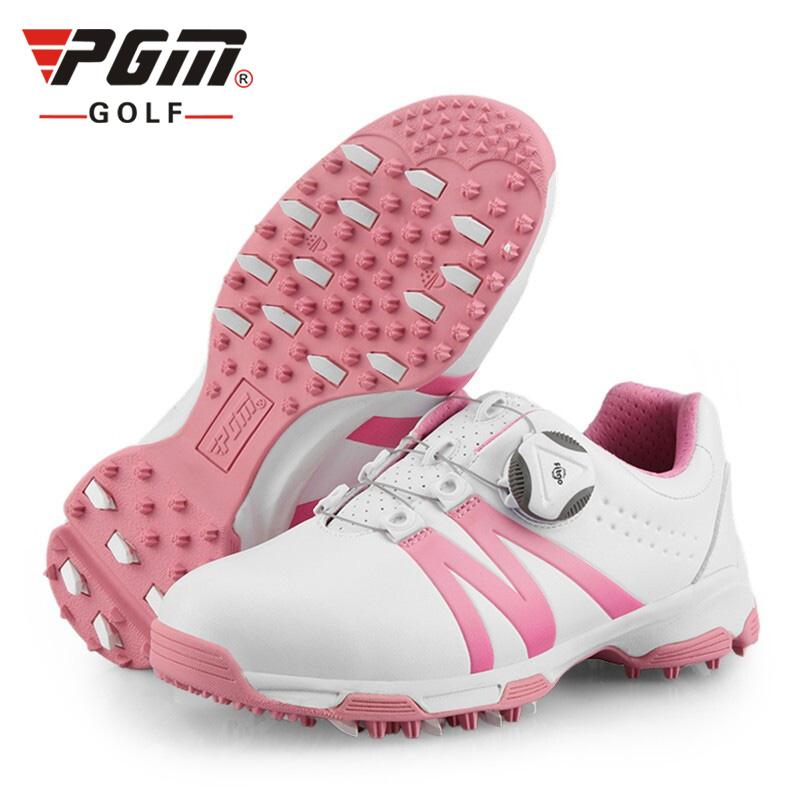 [FreeShip] [Hàng Auth - Chọn màu] Giày Golf Nữ - PGM XZ128 Women Golf Shoes giá rẻ