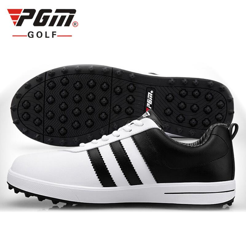 [Hàng Auth - Chọn màu] XZ089 - Giày Golf Nam - PGM Golf Shoes Micro Leather