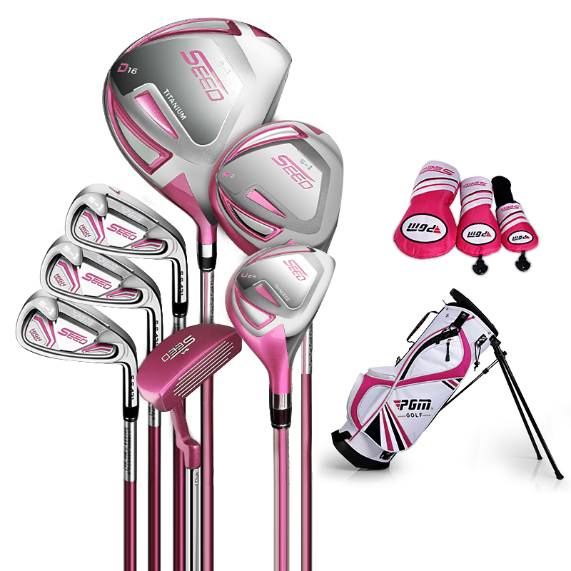 [FreeShip] Bộ Gậy Golf Trẻ Em NỮ - PGM SEED Junior Golf Club Set - JRTG005
