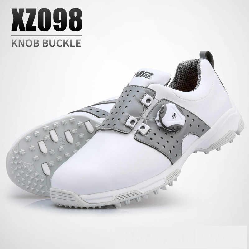 [Hàng Auth - Chọn màu] XZ098 - GIÀY GOLF NỮ - PGM Women Microfibre Golf Shoes giá rẻ