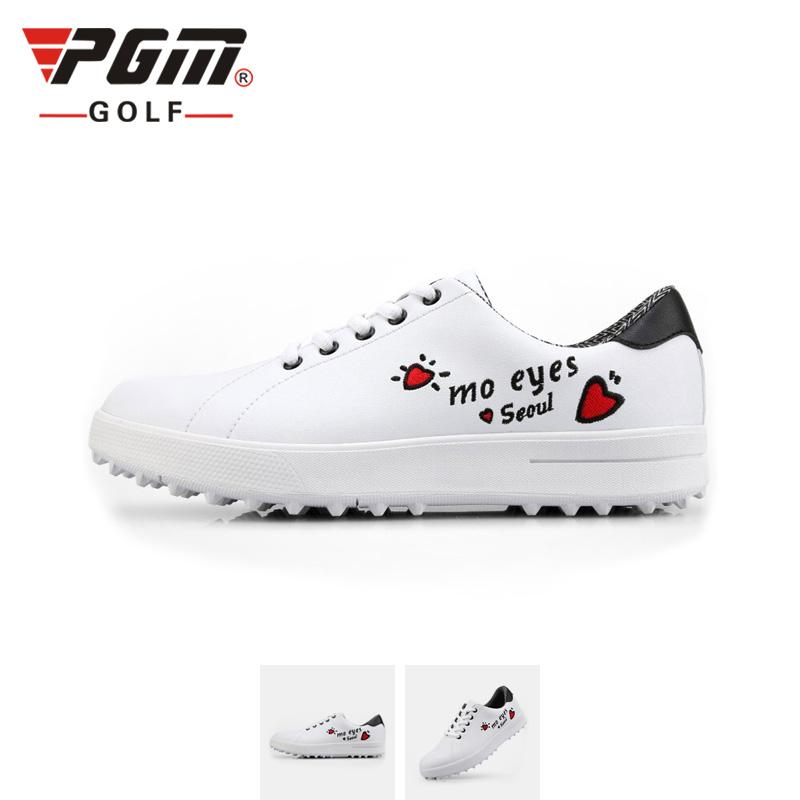 [FreeShip] Giày Golf Nữ - PGM XZ111 Women Fashion Microfiber Golf Shoes giá rẻ