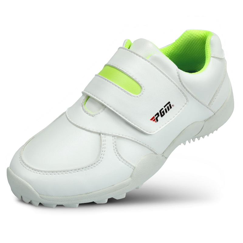 [Hàng Auth - Chọn màu] XZ054 - Giày Golf Trẻ Em- PGM Golf Shoes For Kids giá rẻ