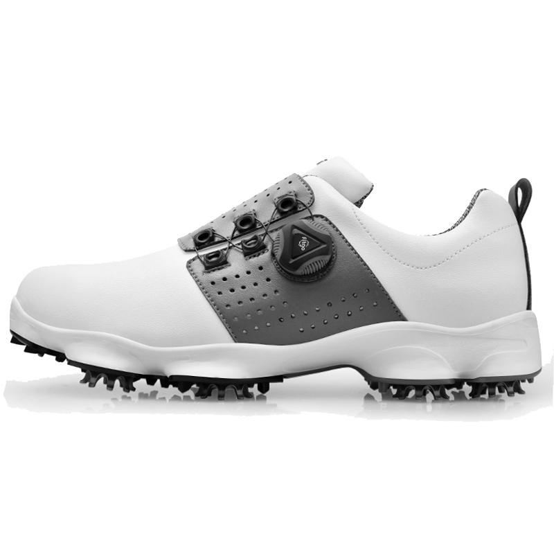[Hàng Auth - Chọn màu] Giày Golf Nam - PGM Men Microfibre Golf Shoes - XZ097