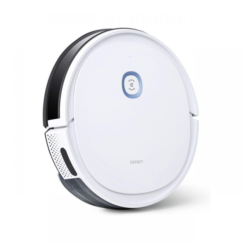 Robot hút bụi Ecovacs Deebot U2 Pro Trắng Mới, điều khiển app, tặng tài khoản sử dụng