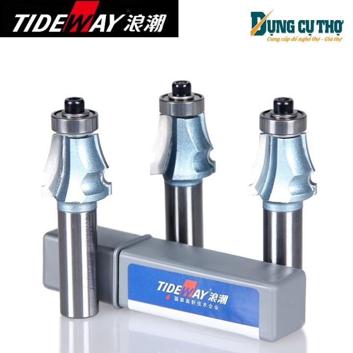 [Chính hãng] Mũi soi chỉ tơ Tideway LC0907 cốt 12,7mm chuyên dùng trong thiết kế và làm đồ nội thất